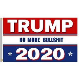Trump No BS Flag