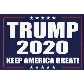 Political Yard Sign - Trump
