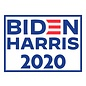 Political Yard Sign - Biden