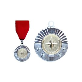 Morgan House Parent Medal