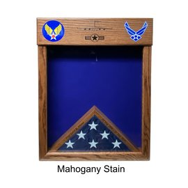 Morgan House Printed Top Shadow Box