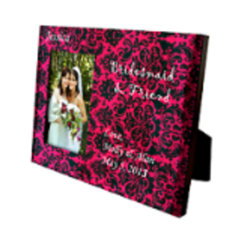 """Unisub Picture Frame..8""""x 10"""" for 4x6 picture"""