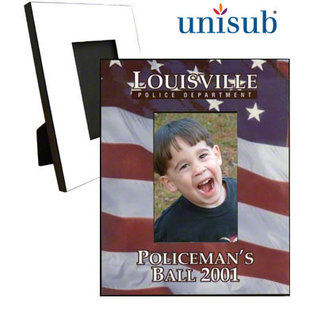 UNISUB PICTURE FRAME 8X10 FOR 4X6 PIC