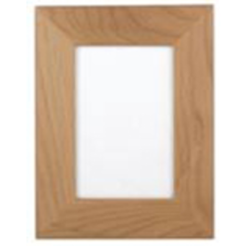 4x6  PTF146 Alder Picture Frame - Square Corners (Inc. Simple Engraving)