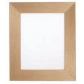 8.5x11 PTF1811 Alder Picture Frame..(includes simple engraving)