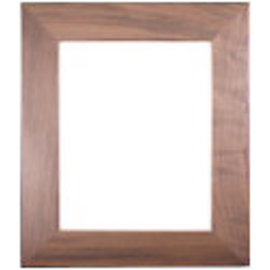 8x10 Walnut Picture Frame..(includes simple engraving)