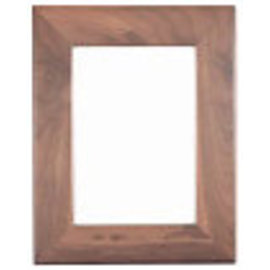 5x7 Walnut Picture Frame..(includes simple engraving)
