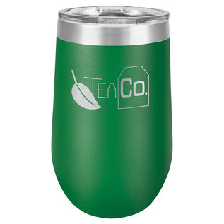 GIFT ITEMS 16 oz. Vacuum Insulated Stemless Tumbler w/ Lid