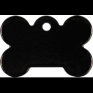 "Engraved Pet Tag - Dog Bone 1.5"" x 1"""