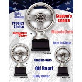 Steering Wheel Award