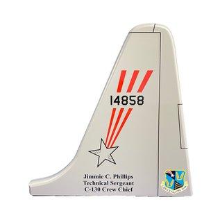C-130 Tail Flash