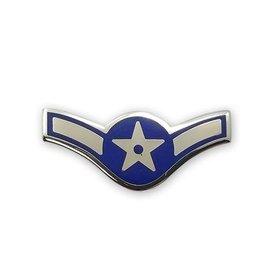 Air Force E2 Chevron Pin