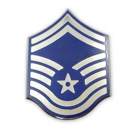Air Force E8 Chevron Pin
