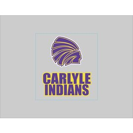Carlyle Decal -  2 pack
