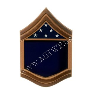Air Force Chevron with Raised Stripes