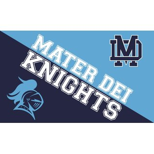 Mater Dei School Spirit Flag