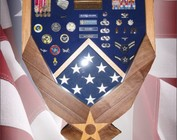 Air Force Shadow Boxes