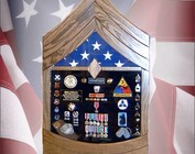 Army Shadow Boxes