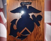 Marine Corps Shadow Boxes