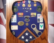 Specialty Career Shadow Boxes