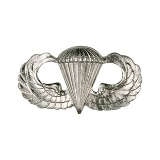 Parachutist Functional Badge