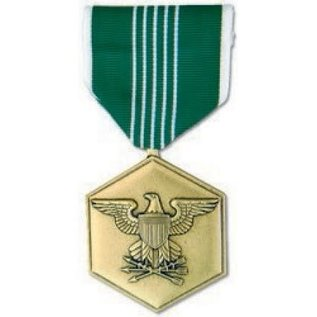 US Army Commendation