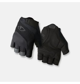 GIRO GLOVE GIRO GEL BRAVO MD BLACK