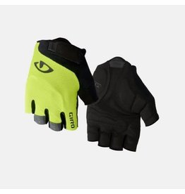 GIRO GLOVE GIRO GEL BRAVO MD YELLOW
