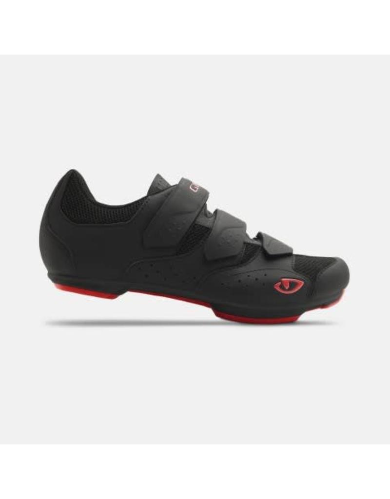 GIRO SHOE GIRO REV 46 BLK/RED