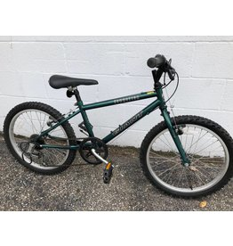"Giant PRE-OWNED 20"" GIANT COMMOTION MTB"