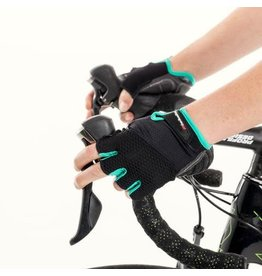 GIRO GLOVE WOM BW GEL SUPREME MD AQUA