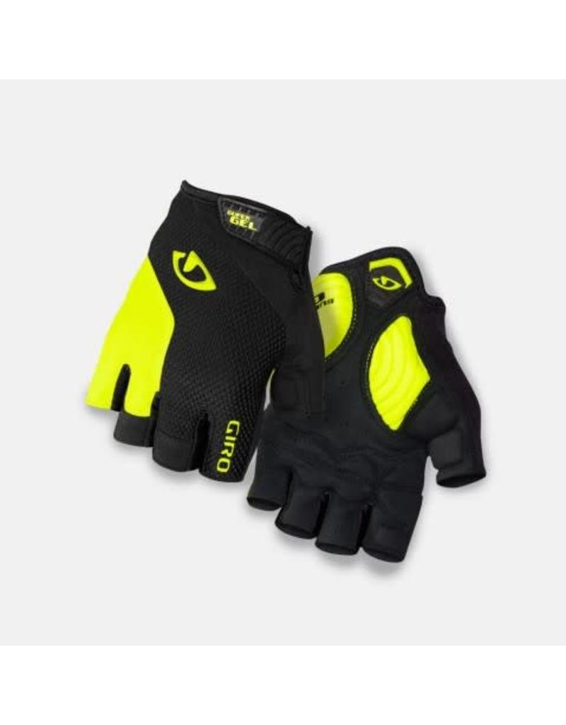 GIRO GLOVE GIRO SGEL STRADE DURE MD BLK/YELLOW