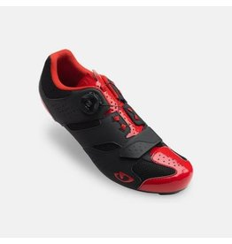 GIRO SHOE ROAD GIRO SAVIX 47 RED/BLK*