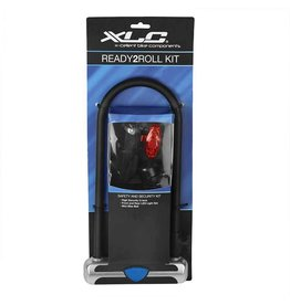 LOCK U XLC KIT W/LIGHTS AND BELL