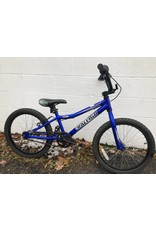 "Raleigh PRE-OWNED 20"" RAL ATOMIC BLUE"