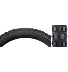 TIRE 20X2.125 KNOBBY BLK