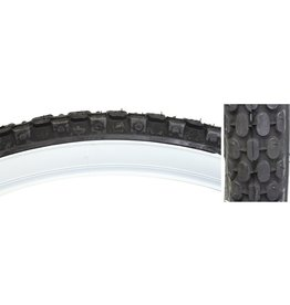 Sunlite TIRE 26X2.125 CRUISER BLK / WHITEWALL