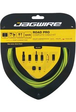 CABLE SET ROAD JAG RACER GRN