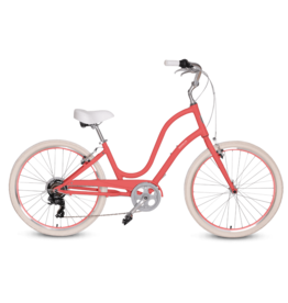 Brooklyn Bicycle Company BROOKLYN BRIGHTON 7 MATTE CORAL