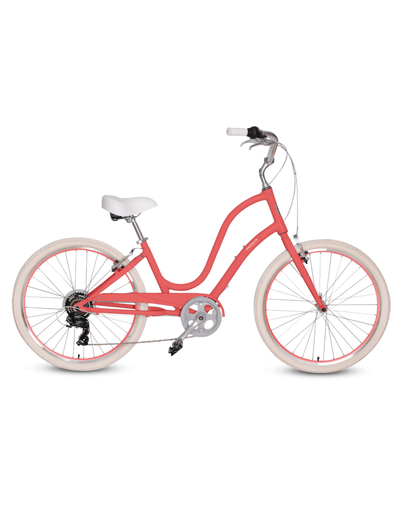 Brooklyn Bicycle Company BROOKLYN BRIGHTON 7 MATTE CORAL