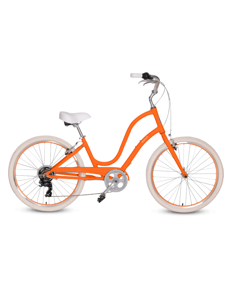 Brooklyn Bicycle Company BROOKLYN BRIGHTON 7 TANGERINE
