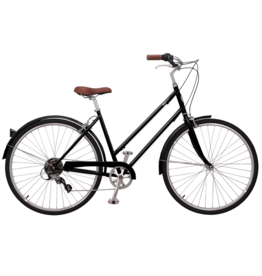 Brooklyn Bicycle Company BROOKLYN FRANKLIN 7 LARGE GLOSS BLACK