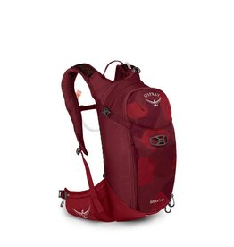 Osprey HYDRATION PACK OSPREY SISKIN 12 MOLTEN RED