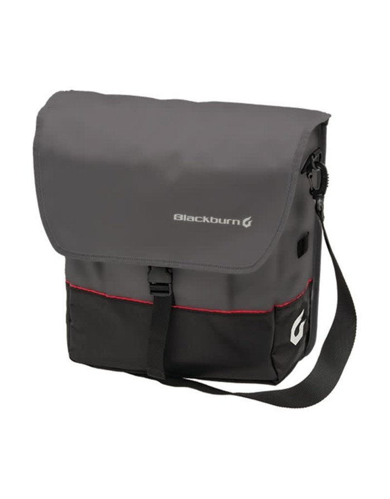BAG PANNIER BLACKBURN LOCAL EACH BLK/GRY*