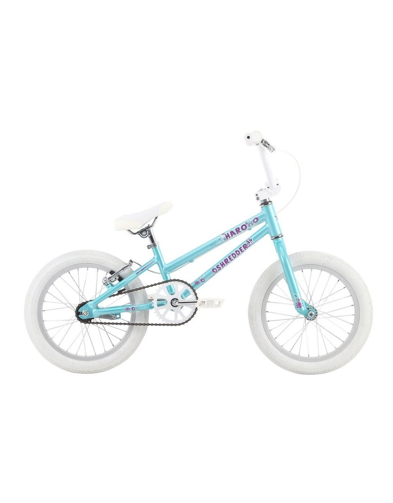 Haro HARO 16 SHREDDER GIRLS TEAL