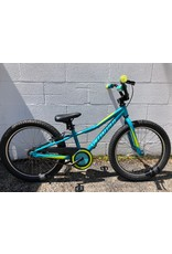 "Specialized PRE-OWNED 20"" SPEC RIPROCK CB TURQ"
