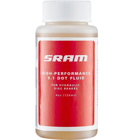 LUBE HYDRAULIC BRAKE SRAM 5.1 4OZ