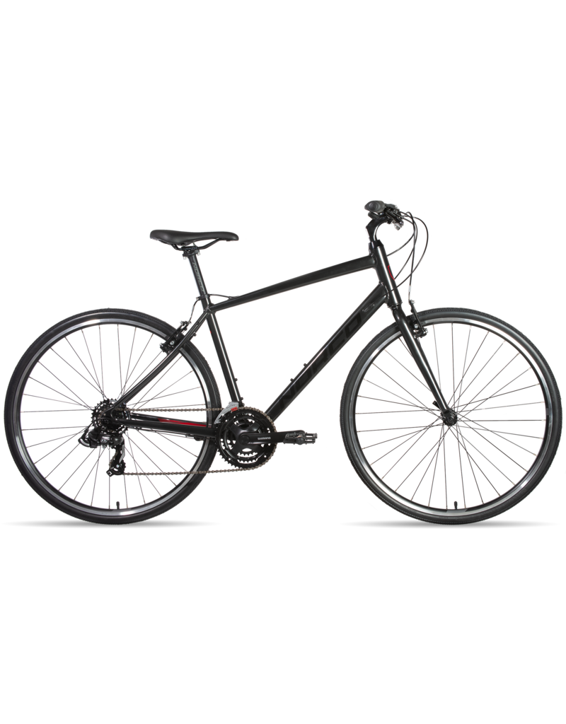 NORCO NORCO VFR 3 SM CHARCOAL/RED