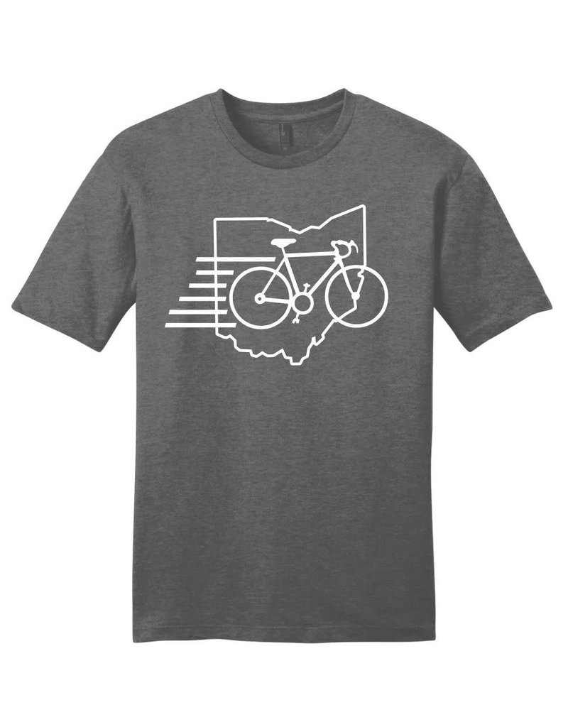 T-SHIRT OHIO BICYCLE LG