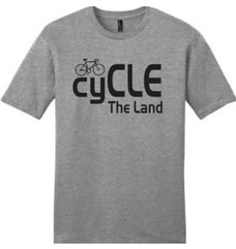 T-SHIRT OHIO CYCLE THE LAND SM